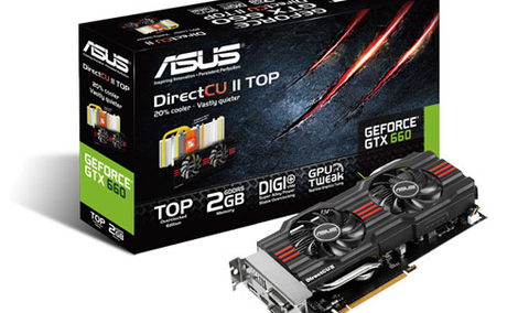 Asus GTX660 DirectCU II TOP [TEST]