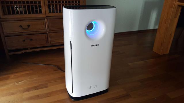 oczyszczacz firmy Philips