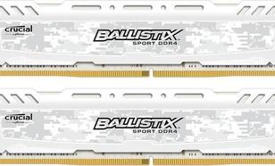 Crucial Ballistix Sport LT, DDR4, 16 GB,3000MHz, CL15 (MECC-197)