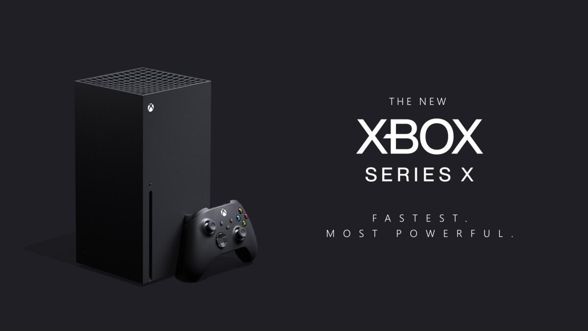 Xbox Series X został pokazany w grudniu