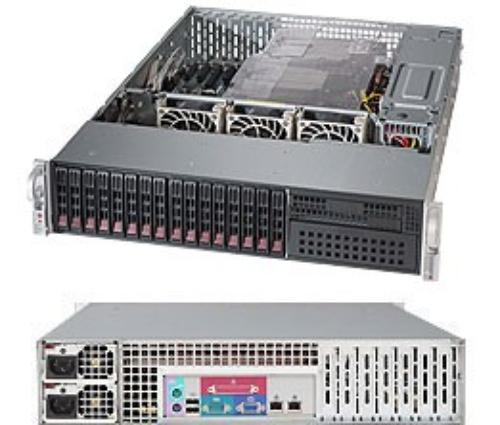 Supermicro SuperServer 2028R-C1RT4+ SYS-2028R-C1RT4+