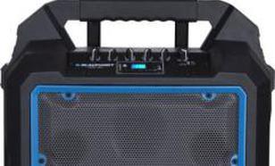 System audio Blaupunkt MB10 karaoke Bluetooth 600W