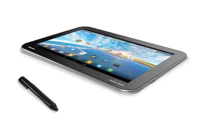 tablet Toshiba Excite Write z rysikiem