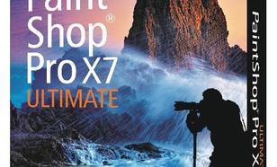 Corel PaintShop Pro X7 Ult ENG miniBox PSPX7ULIEMBEU