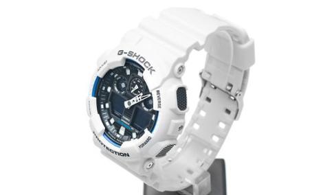 Casio GA-100B-7A - Zegarek Dla Prawdziwych Mężczyzn