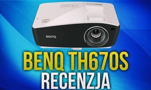 BenQ TH670S - Test Budżetowego Projektora Kina Domowego