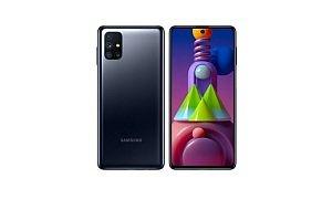 SAMSUNG Galaxy M51 Czarny SM-M515FZKDEUE