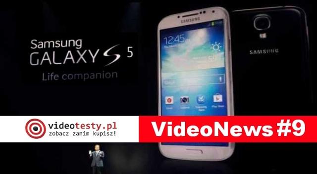 VideoNews #9 - w odcinku Samsung Galaxy S5, Borderlands oraz PlanetSide 2...
