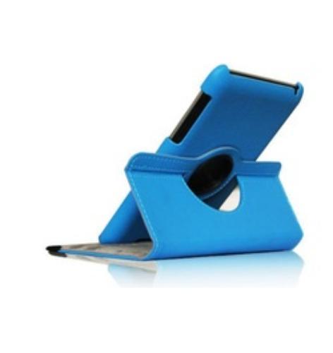 WEL.COM Etui obrotowe 360 stopni Asus Google Nexus 7 niebieskie