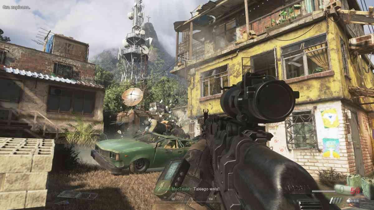 Call of Duty Modern Warfare 2 Campaign Remastered - Szkoda, że jest tylko kampania