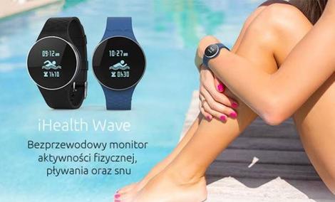 iHealth Wave - Smartwatch Dla Aktywnych Fizycznie Osób