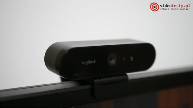 Logitech Brio 4K wygląd