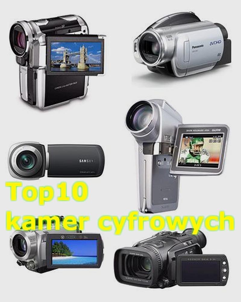 Ranking kamer cyfrowych - IV 2013