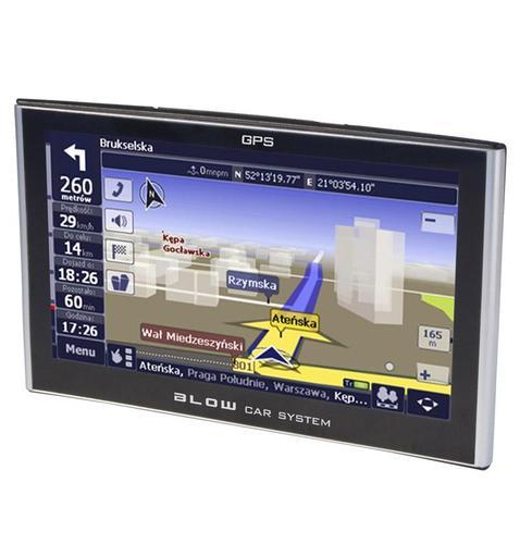 BLOW GPS60RBT AutoMapa Polska XL