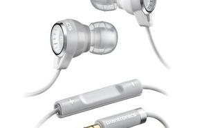 Plantronics Słuchawki douszne BackBeat216 white