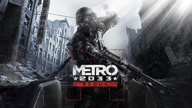 Metro 2033 Redux - Zremasterowane Martwe Miasto!