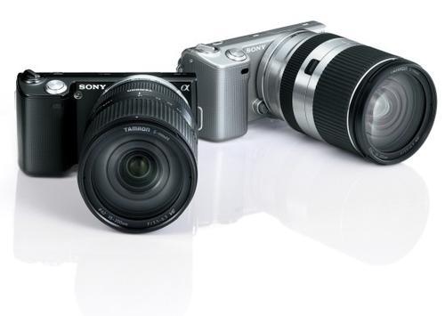 Tamron Obiektyw 18-200mm DiIII 3,5-6,3 VC Sony NEX srebrny