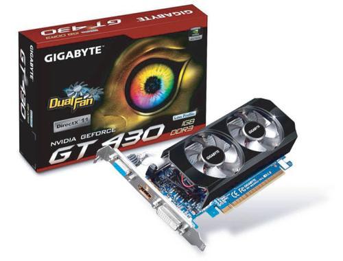 GIGABYTE GV-N430OC-1GL