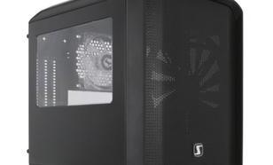 SilentiumPC Alea S35W Pure Black mATX