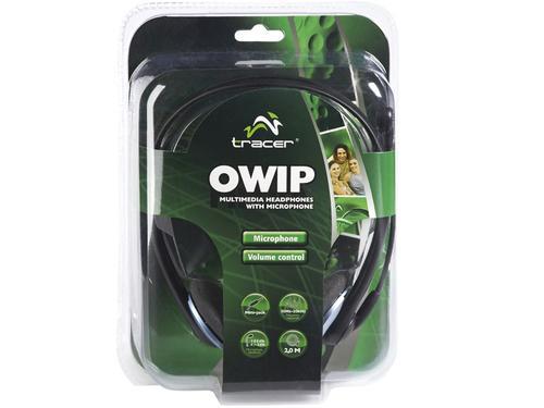 Tracer Słuchawki OWIP TRS-51M 51MV