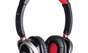 TDK Słuchawki z mikrofonem bezprzewodowe WR680 Bluetooth czarne