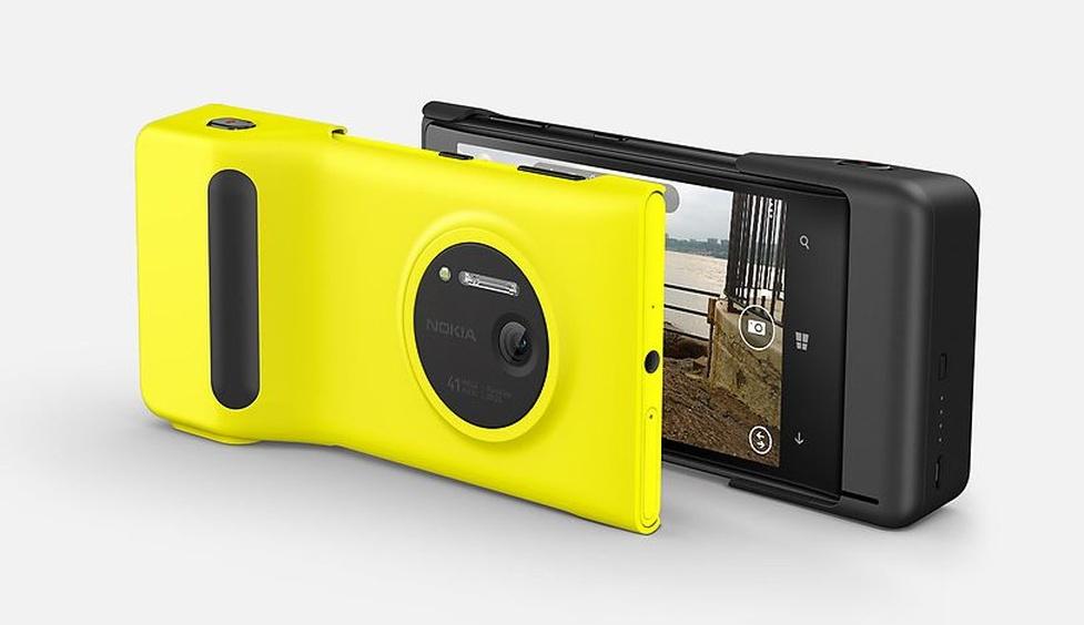 Nokia Szykuje Smartfon z Pięcioma Obiektywami!