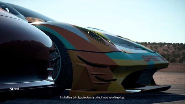 Need for Speed Payback - Bohaterowie zostali urodzeni za kółkiem
