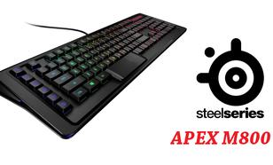 SteelSeries Apex M800 - Recenzja Klawiatury Mechanicznej