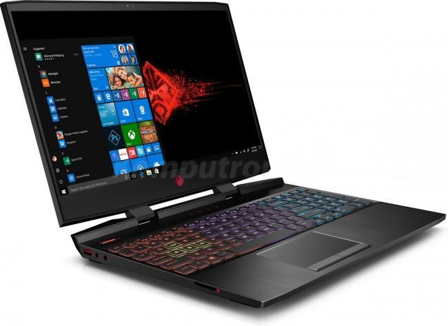 HP OMEN 15-dc1051nw (7PZ80EA)
