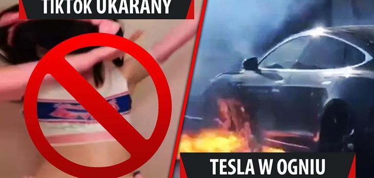 TikTok ukarany, Hololens 2 zignorowany, Tesla w ogniu - VideoNews #196
