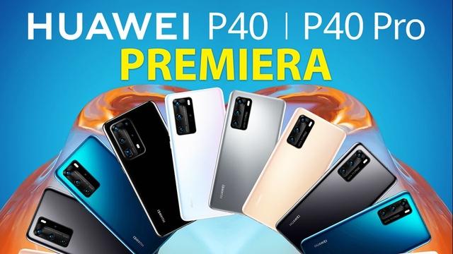Premiera serii Huawei P40. Znamy ceny za 50 Mpix, 5G i nawet 5 aparatów