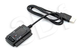 "ADAPTER USB -> (IDE; SATA; 2,5""; 3,5"")"