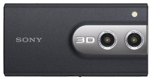 Sony MHS-FS3 Bloggie 3D