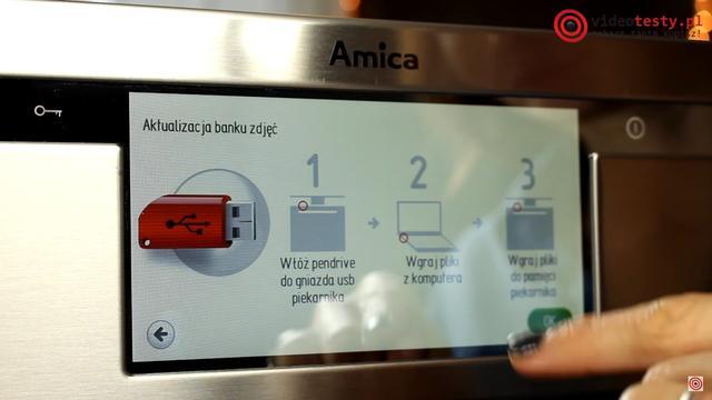 gnizado USB Amica Integra Smart EBI 712104AA pyro