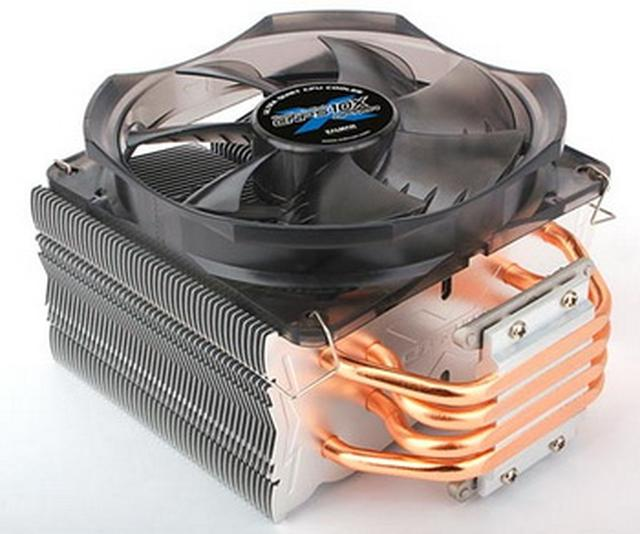 Unboxing: Zalman Optima CNPS10X
