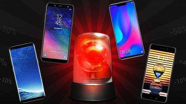 Morelowy Alarm Cenowy - Polowanie na tańszego smartfona