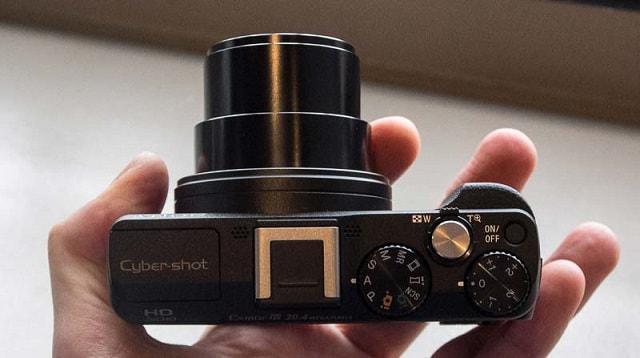 tani aparat cyfrowy firmy Sony