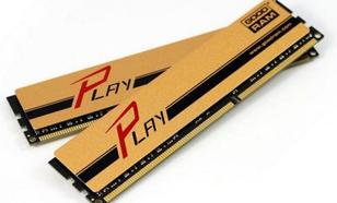 GoodRam PLAY DDR3, 2x4GB, 1866MHz, CL9 (GYG1866D364L9AS/8GDC)