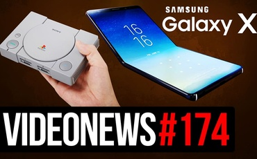 Galaxy S10 i S10 Edge, Procesory AMD do laptopów - VideoNews #174