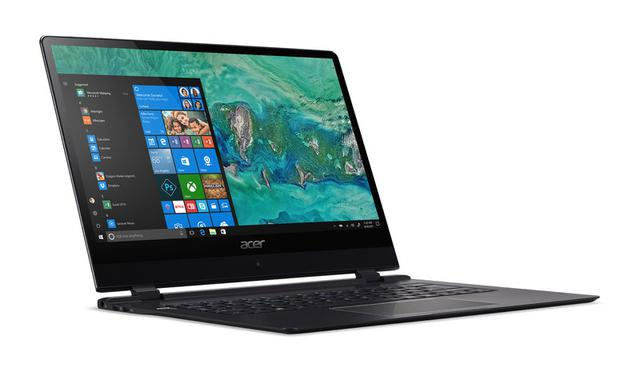 Acer Swift 7 (SF714-51T) - CES 2018
