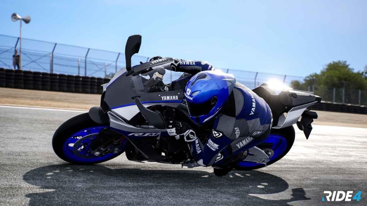 RIDE 4 - Wyścigi motocyklów na nową generację konsol