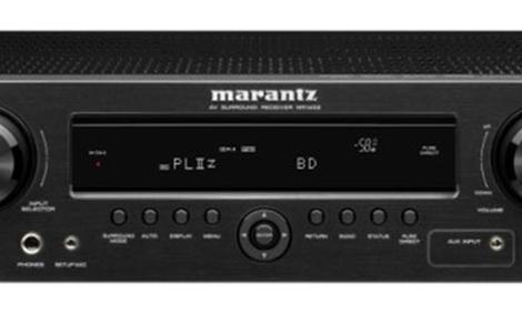 Marantz NR-1402 - ultracienki amplituner 5-kanałowy