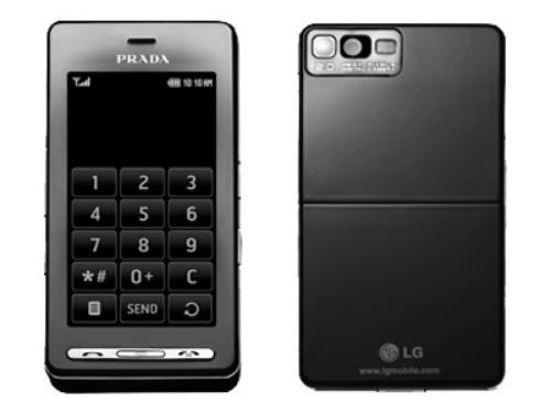LG Prada II KE850A