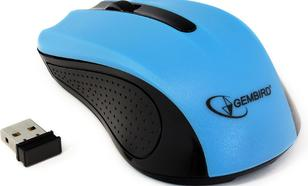 Gembird bezprzewodowa optyczna USB (MUSW-101-B) Blue
