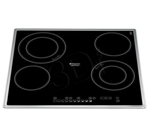 ARISTON KRO 642 D C (elektryczna/ czarna/ 6500W)