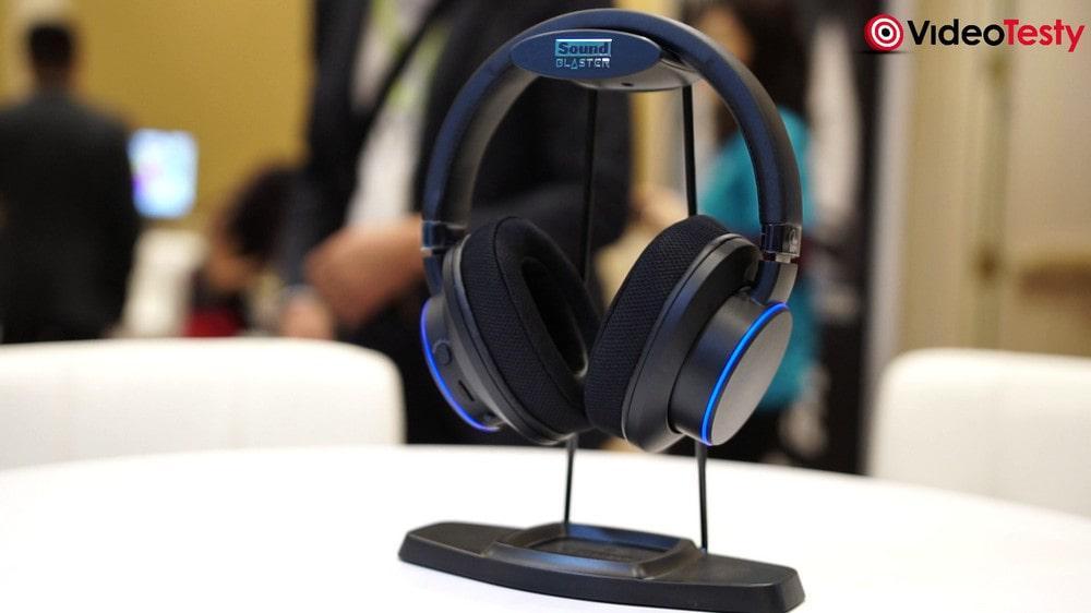 Creatvie SXFI AIR - słuchawki z Super X-Fi