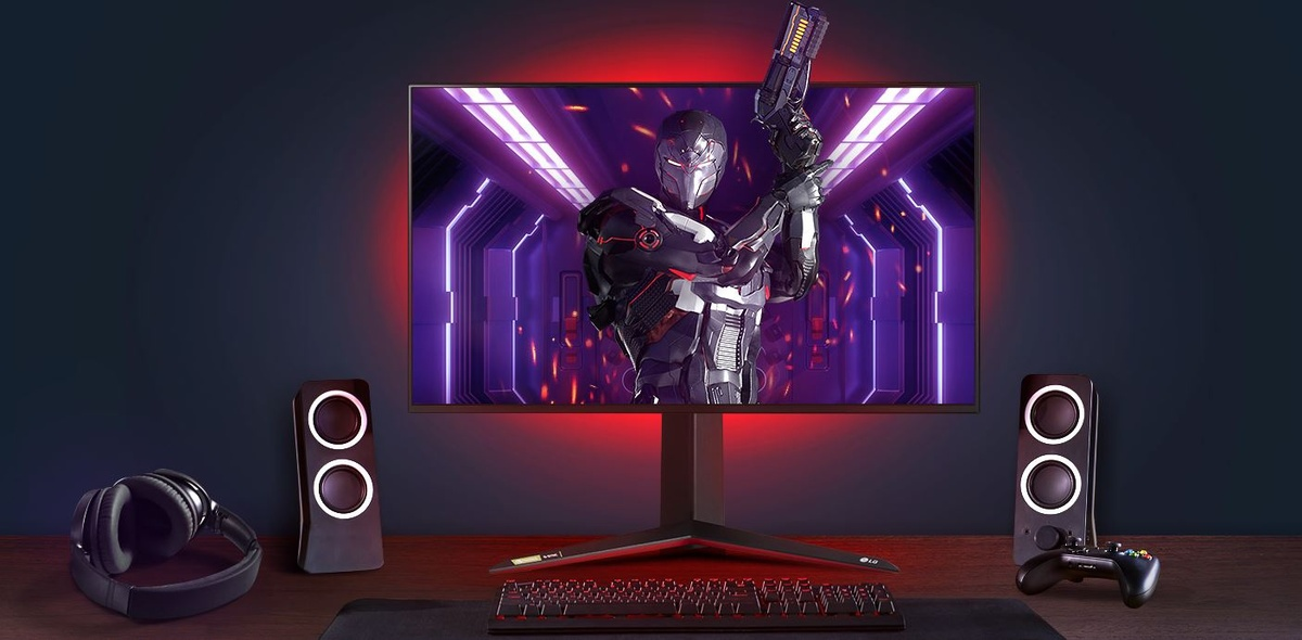 LG 27GN950 to kolejny monitor producenta z gamingowej serii UltrGear