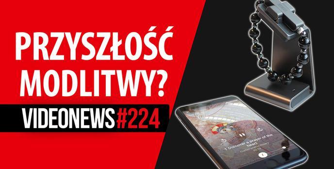 Nowe Pixele, elektroniczny różaniec, urzędnicy będą mieć nasze numery - VideoNews #224