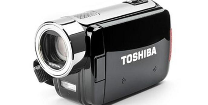 Toshiba Camileo H30 [Prezentacja]
