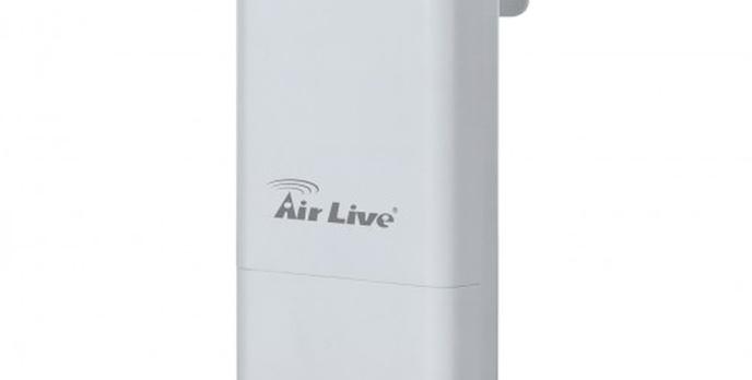 AirLive AirMax5N-ESD - 802.11a/n 1T1R bezprzewodowy zewnętrzny CPE z protektorem 8KV ESD